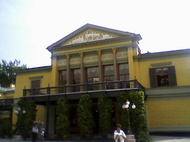 Emperor's Villa in Bad Ischl